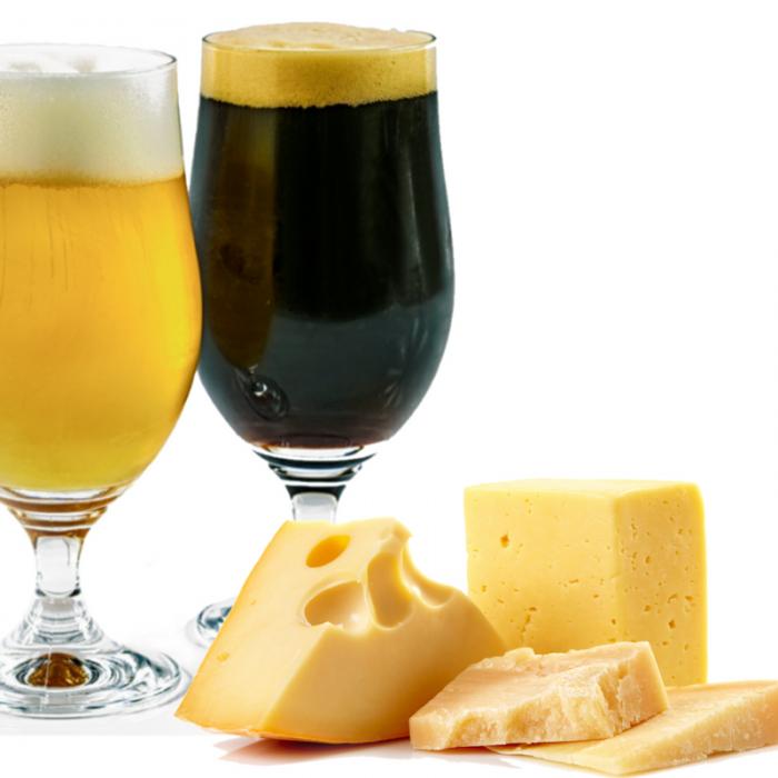 Conférence-dégustation bières et fromages québécois