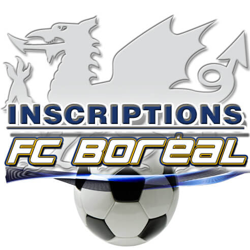 Inscriptions au soccer