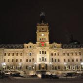 Visite de l'Assemblée nationale (Québec)