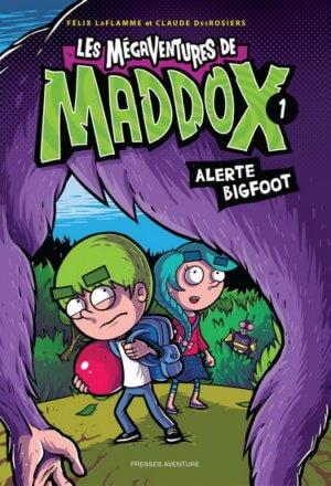 Mégaventures de Maddox – Alerte bigfoot