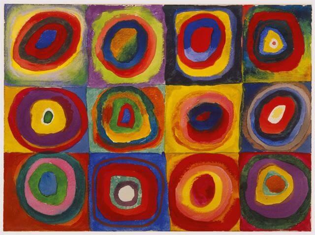 Kandinsky en vedette