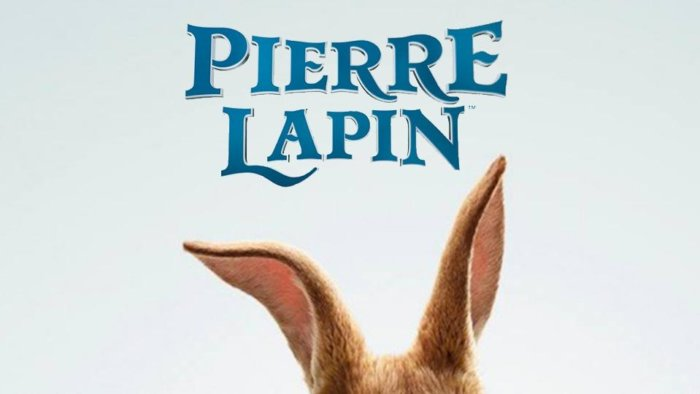 Cinéma en plein air: projection du film Pierre Lapin