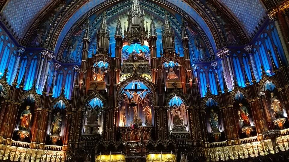 Visite guidée du Vieux-Montréal