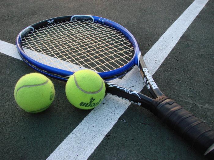 Réouverture des terrains de tennis Phelan