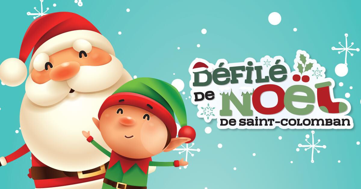 Défilé de Noël et Marché de Noël