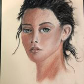 Cours de dessin au pastel sec – Les portraits (6 à 11 ans)