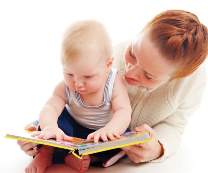 Atelier d'éveil à la lecture – 0 à 24 mois