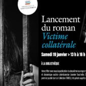 Lancement du roman - Victime collatérale
