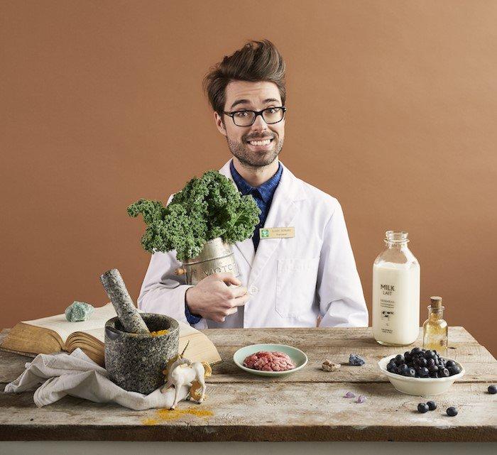 Le Pharmachien – La santé : du vrai, du moins vrai… et du n'importe quoi! (conférence)