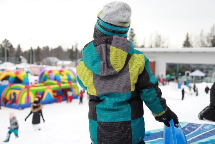 Le 26 janvier, venez jouer dehors à la Fête hivernale!
