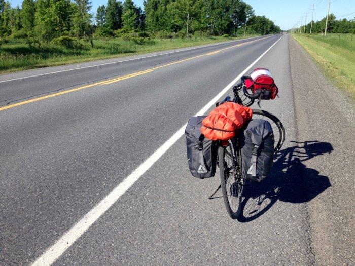 Conférence – 5000 km de vélo à travers le Canada… et oser voyager seule!