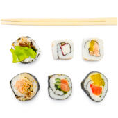 Faire les sushis à la maison