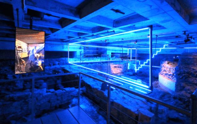 Visite du musée Pointe-à-Callière (Montréal)