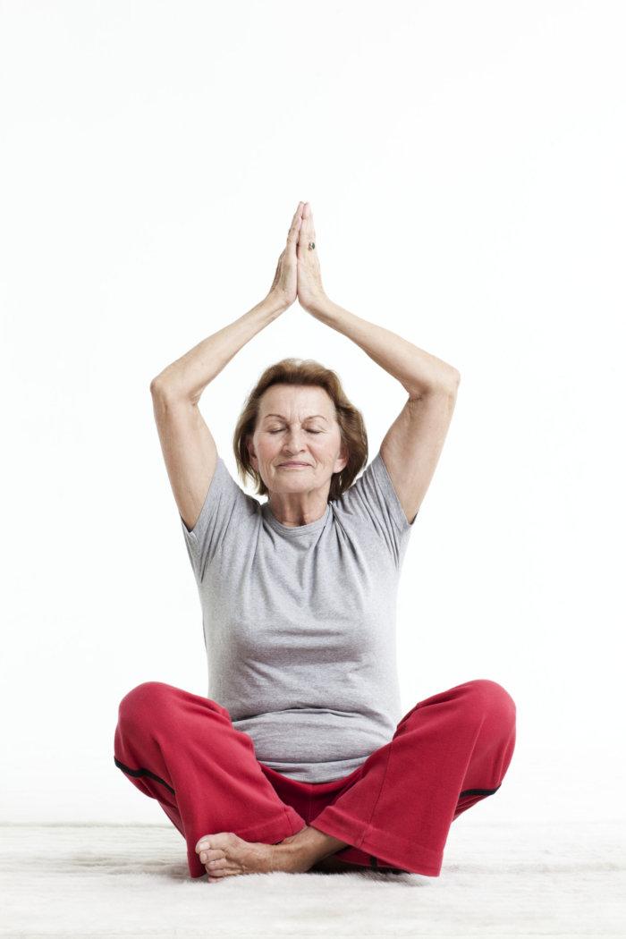 Classes d'essai gratuites de yoga pour les 50 ans et +