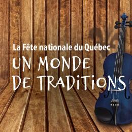 Fête nationale avec Québec Redneck Bluegrass Project (QRBP)