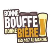 Les jeudis 4@7 Bonne bouffe, bonne bière au Marché public