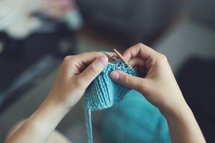 Les soirées tricot avec Julie