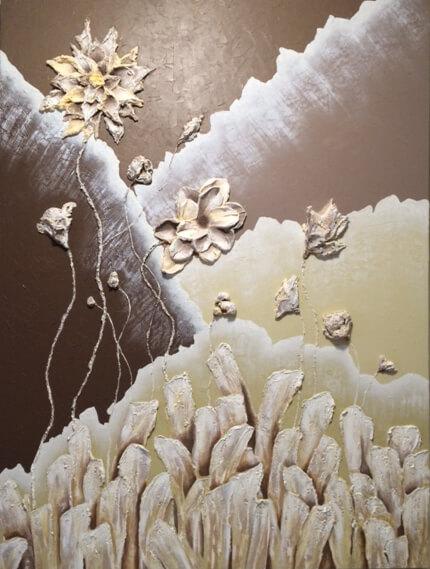 L'artiste Beatrice Grawey exposera à la bibliothèque de Saint-Colomban en septembre et octobre