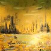 Exposition en duo de Marguerite Minart et Yvon Dubreucq, artistes peintres