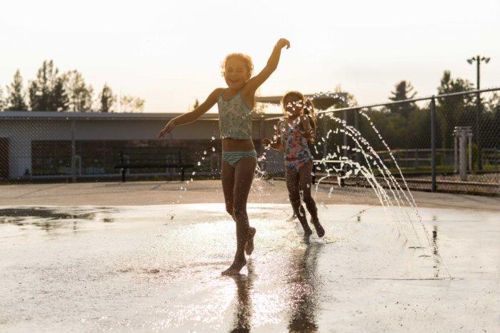 Covid-19 : Ouverture temporaire des jeux d'eau du parc Phelan