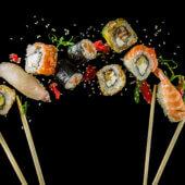 Faire des sushis à la maison - Facebook live
