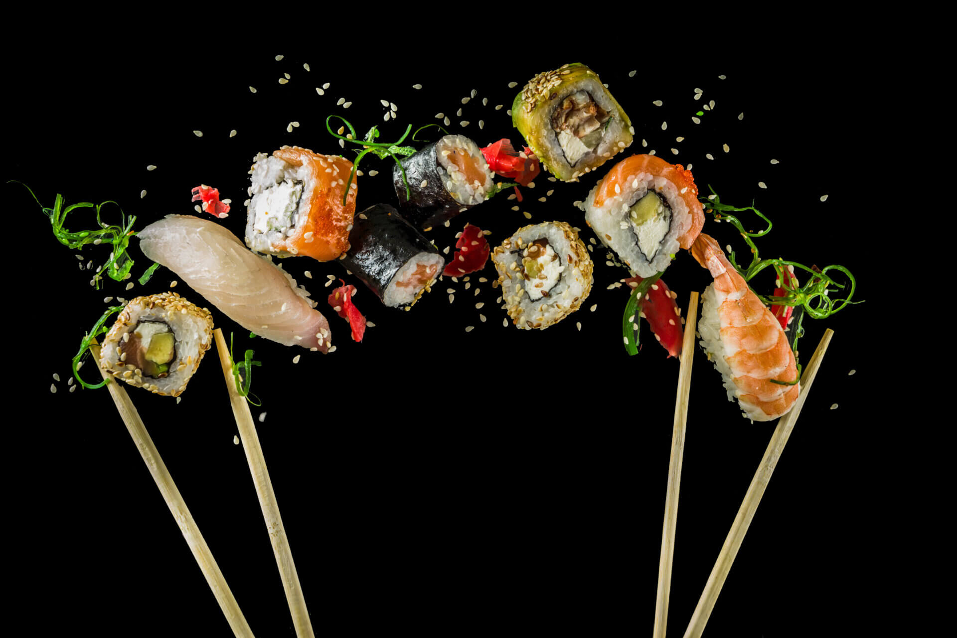 Faire des sushis à la maison – Facebook live