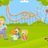 Animations dans les parcs