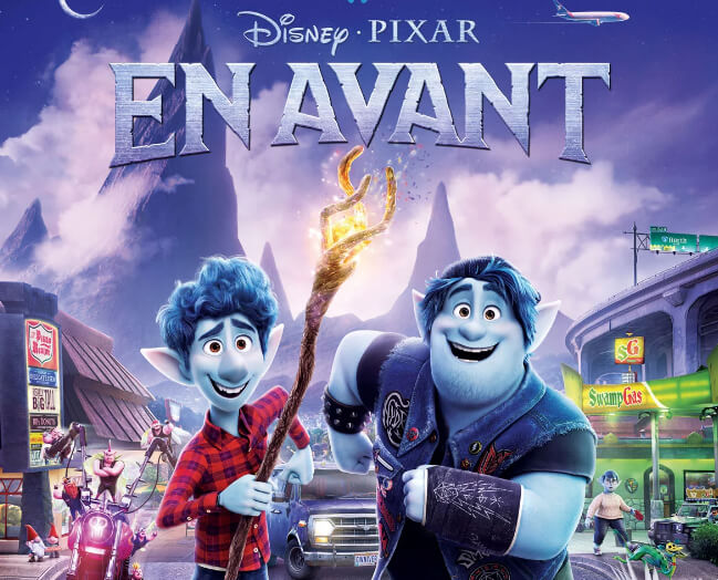 Cinéma plein air : En avant