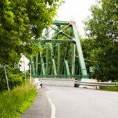 Reprise des travaux de réfection du pont Canuta le 14 juin