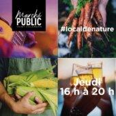 Marché public 2021 : Bonne bouffe & Bonne bière
