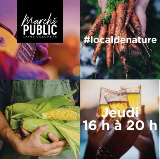 Ouverture du marché public 2021
