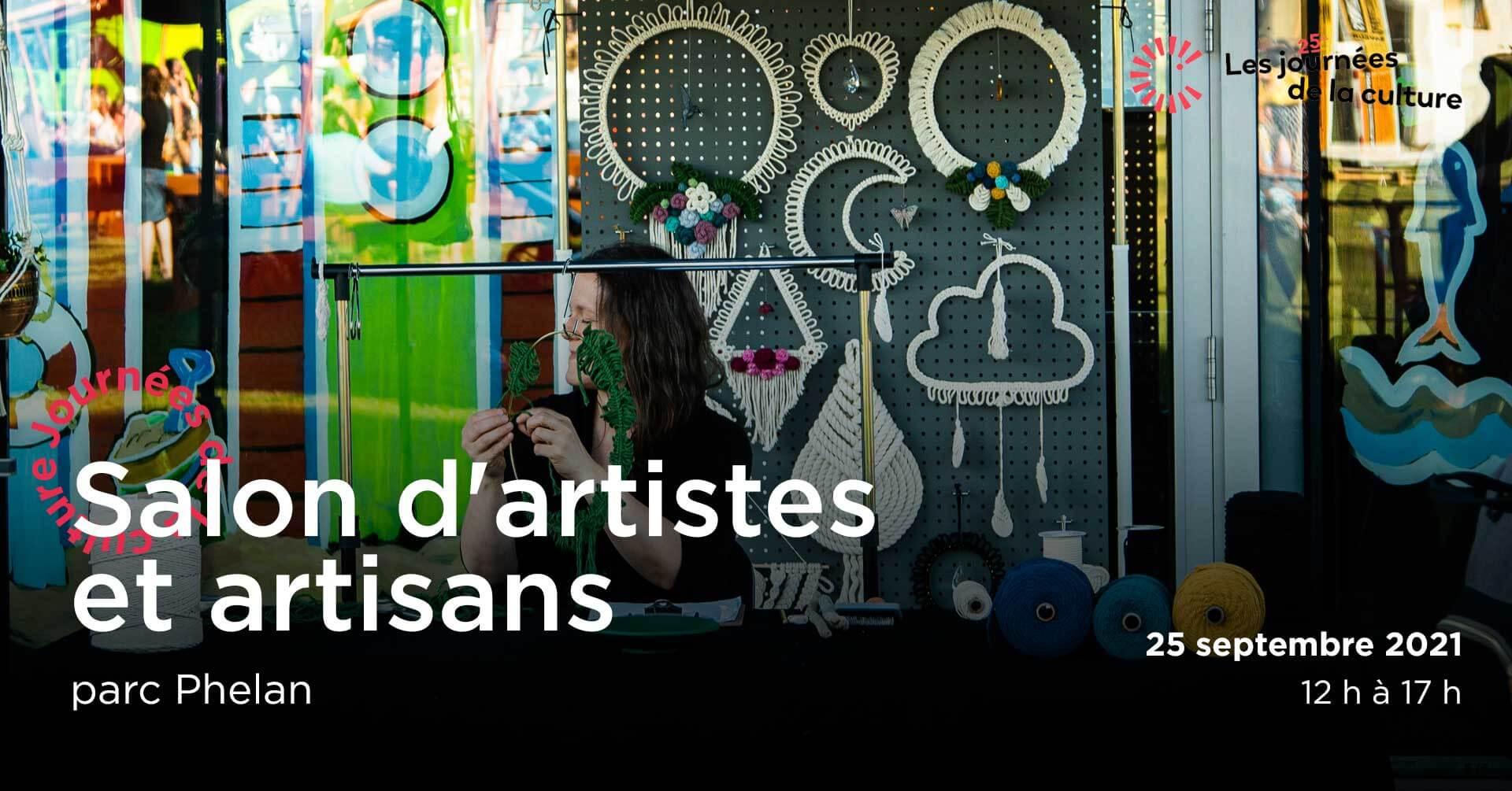 Salon d'artistes et d'artisans