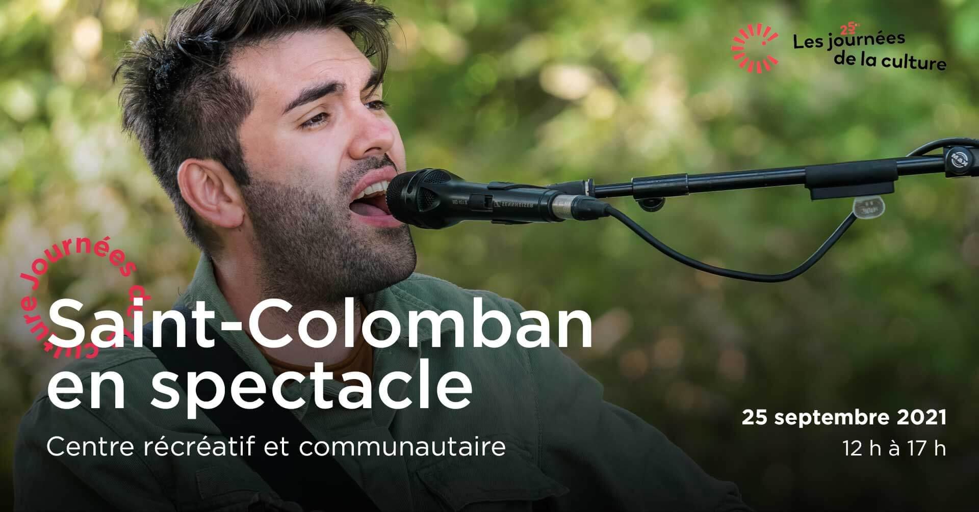 Saint-Colomban en spectacle