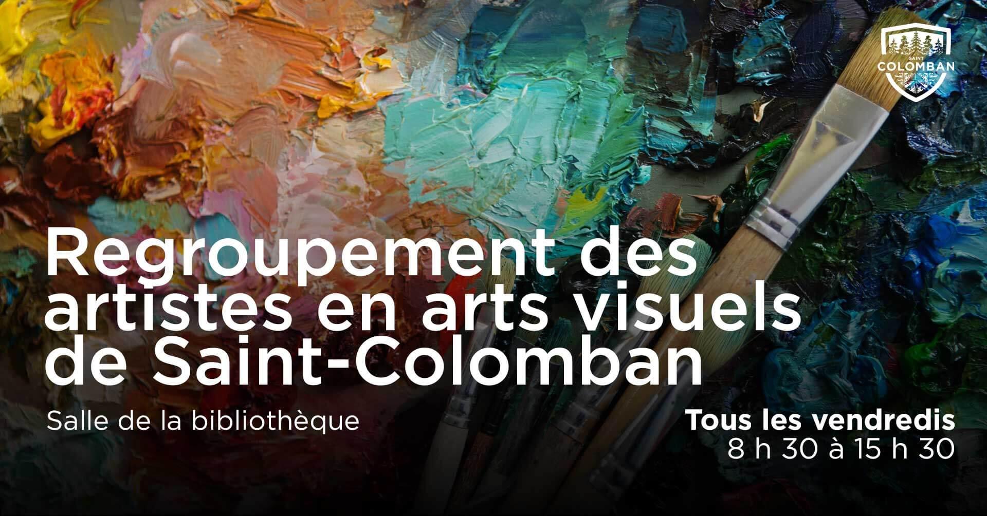 Regroupement des artistes en arts visuels de Saint-Colomban